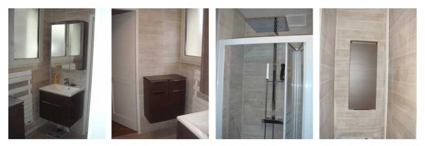 Rénovation d'une salle de bain à Boulogne Billancourt dans le 92