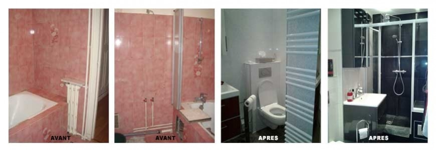 Renovation salle de bain paris 15