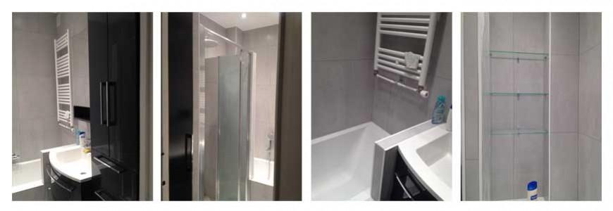 renovation d'une salle de bain à Paris