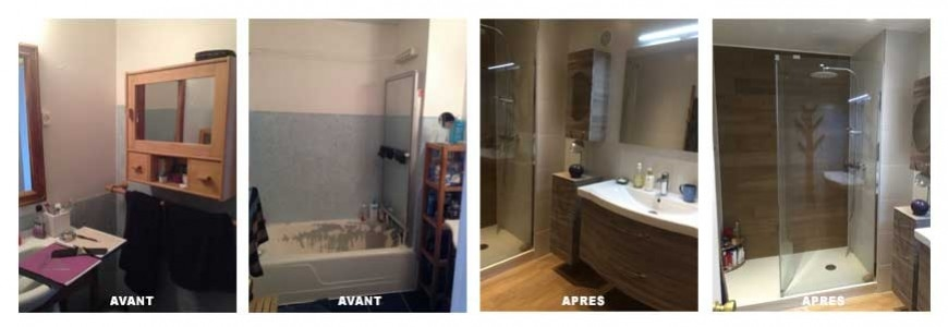 renovation salle de bain paris