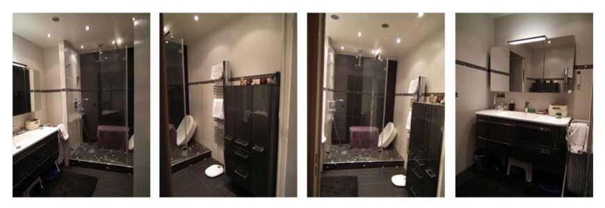 Rénovation d'une salle de bain paris 9