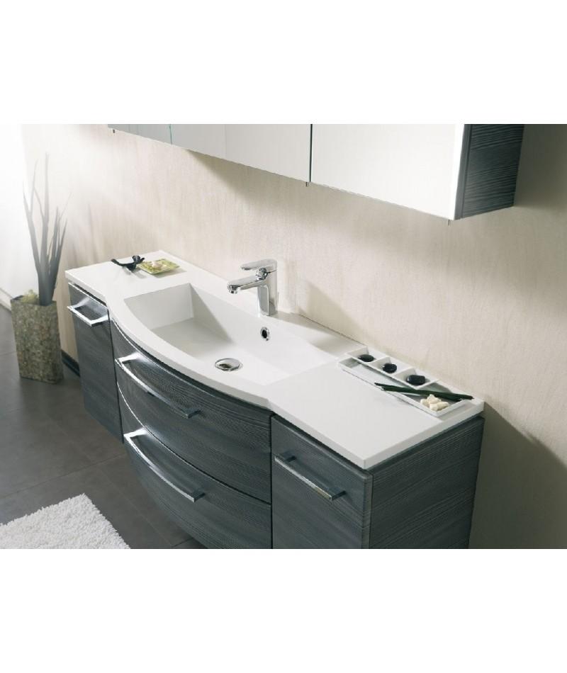 Meubles suspendus azur lign mod le lunic abc - Vente privee mobilier salle de bain ...