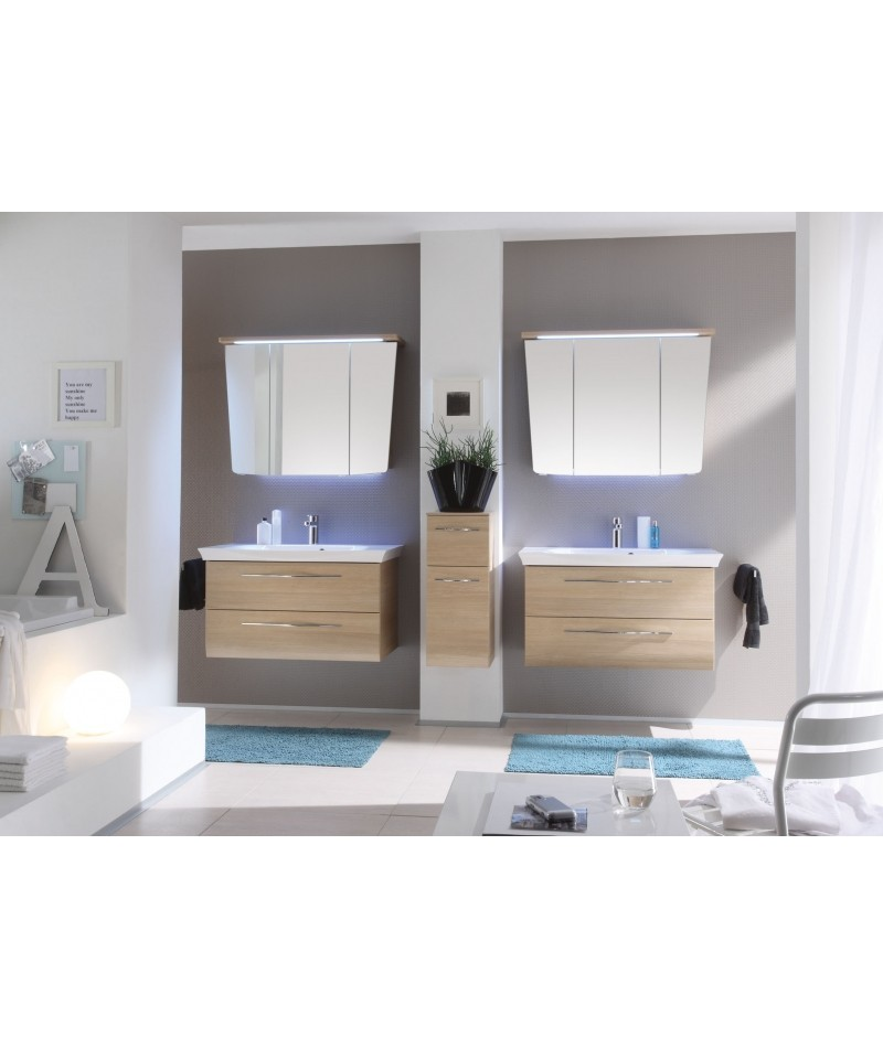 meubles suspendus azur lign mod le vialo abc. Black Bedroom Furniture Sets. Home Design Ideas