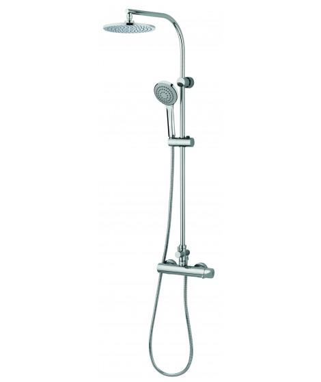 Mitigeur douche tender avec colonne GRB Grober