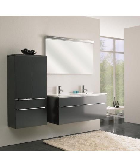Meubles suspendus azur lign mod le segato abc - Meuble salle de bain classique ...
