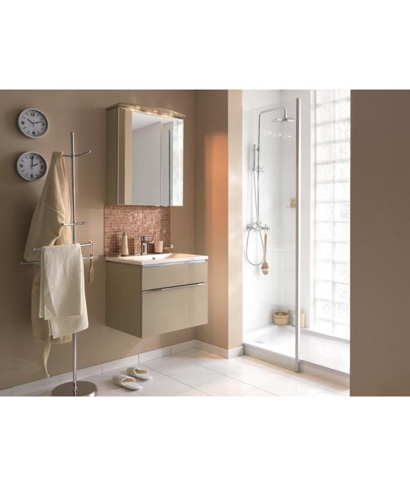 Meubles suspendus azur lign mod le segato abc - Meuble de salle de bain paris ...