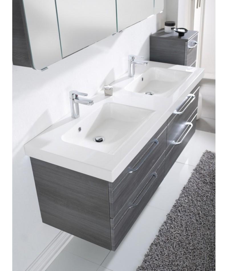 Modele salle de bain contemporaine maison design for Exemple de salle de bain design