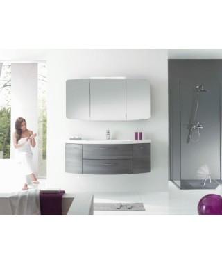 Meubles suspendus azur lign mod le cassca abc - Modele meuble salle de bain ...
