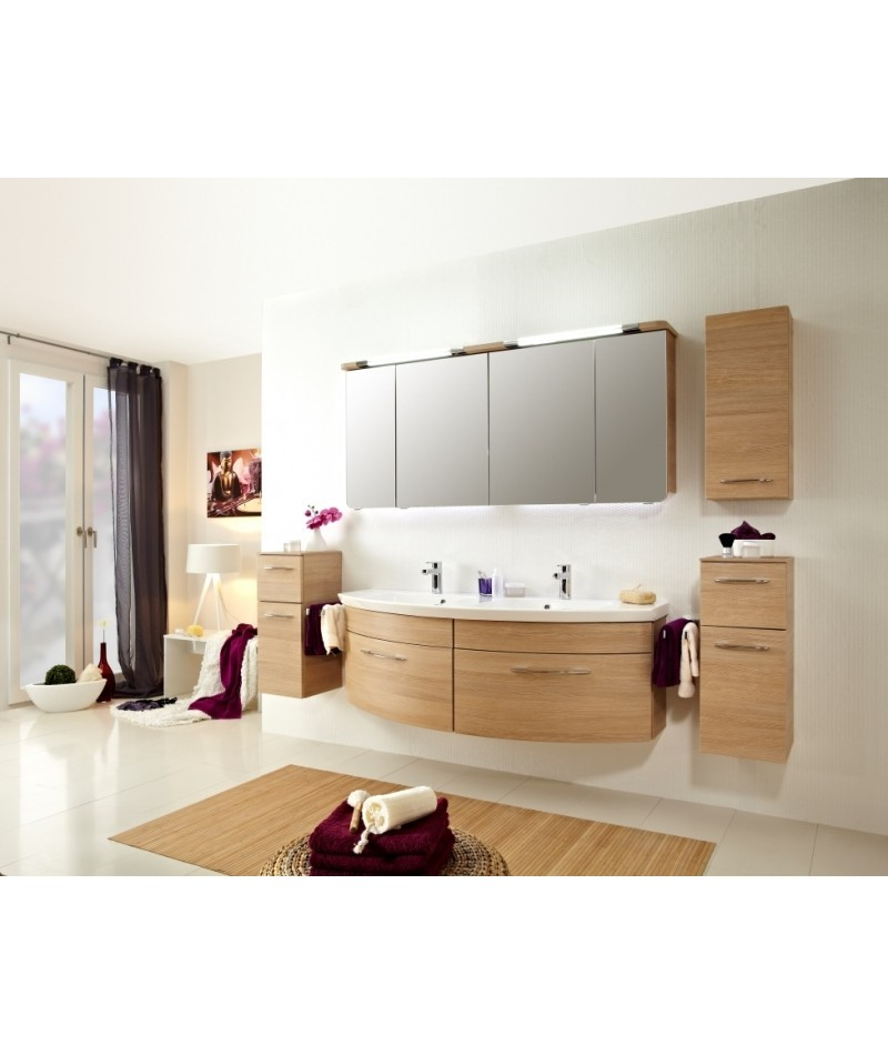 meubles suspendus azur lign mod le cassca abc. Black Bedroom Furniture Sets. Home Design Ideas